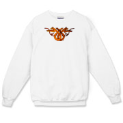 Celtic Cats Crewneck Sweatshirt