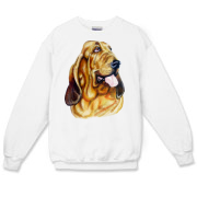 Blood Hound Crewneck Sweatshirt