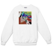 I Love Cats Crewneck Sweatshirt