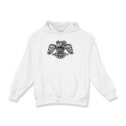 Inuet Eagle Kids Hooded Sweatshirt