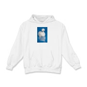I love Showgirls (Blue) Kids Hooded Sweatshirt