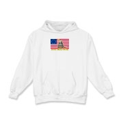 Don't Tread on me- Revolutionary Kids Hooded Sweat
