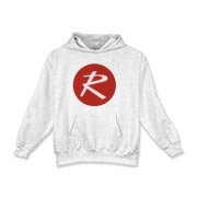 Rambler Logo Kids Hooded Sweatshirt