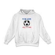 The soccer shirt for boys and girls that will someday be a Soccer All Star!