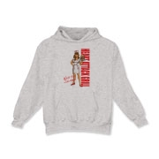 Nurse Jaimee Kids Hooded Sweatshirt