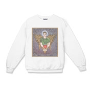 Angel Dean Kids Crewneck Sweatshirt