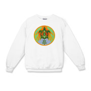 Turtle Hands Kids Crewneck Sweatshirt
