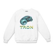 Tron Light Cycle Tee