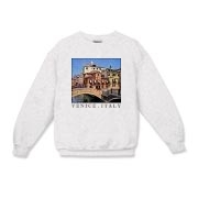Watercolor image of Venice Italy on shirts for the whole family.  Discounts on two or more.  See our full selection of travel tees.