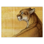 Mountain Lion - Sonora Cutting Board