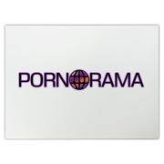 Pornorama Cutting Board