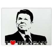 Let everyone know how you feel.  Let everyone know you love Ronald Reagan!