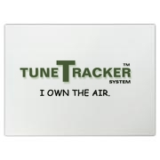 Let everybody know who owns the airwaves with this great selection of TuneTracker Systems I Own the Air wearables.