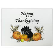 Thanksgiving gift ideas, signs, banners, baby wear, pet shirts, clocks, cutting boards and decorations for Thanksgiving Day at: <b><a target=blank href=http://www.bonfiredesigns.com/thanksgiving.htm> Thanksgiving Day Shop at Bonfire Designs </a></b>