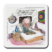 Suddenly what was a sin is Pat Robertson of the 700 Club's favorite herb.  Has he changed his way.   Does he say cool and far out man now?  Matters not. What matters is that you get 1 of these LTCartoons.com gifts.