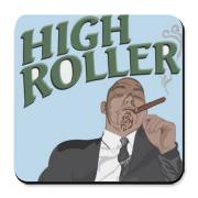 gambling coaster