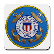 Our US Coast Guard Logo Products. Featuring the double anchor and blue water logo we honor the water cops and more...Search and rescue, long foreign deployments, the new Coastie is a true American hero.