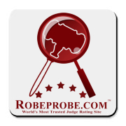 RobeProbe Cork Bottom Coaster