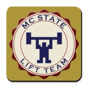 Lift Team (gold background)