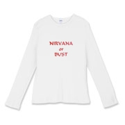 Nirvana is the reward promised by Buddha for finding enlightenment. Unlike heaven, the follower of Buddha achieves Nirvana through wakefullness and loss of self. Get great gifts and shirts for Buddhists at Buddha's Gifts.