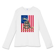 Don't Tread on Me- Revolution (vertical) Women's F