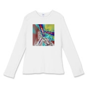 Scorpio Women's Fitted Baby Rib Long Sleeve Tee