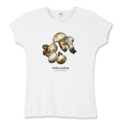 Women's Fitted Baby Rib Tee