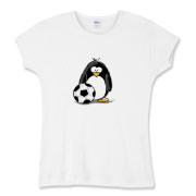 Shop for Soccer t-shirts for the whole family. Soccer penguin is an original penguin design by JGoode. Perfect for penguin lovers!