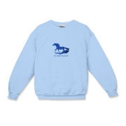 Water Horse - Kids Crewneck Sweatshirt