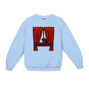 How much is that doggy in the window? Kids Crewneck Sweatshirt