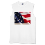 OLD GLORY -  Sleeveless T-Shirt