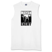 Mayan Enemy - Sleeveless T-Shirt