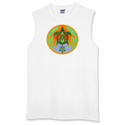 Turtle Hands Sleeveless T-Shirt