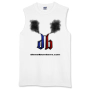 DB Smoking Sleeveless T-Shirt