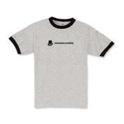 Nonsense Society [light] Kids Ringer T-Shirt