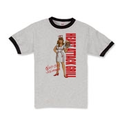 Nurse Jaimee Kids Ringer T-Shirt