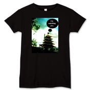 The Pagoda is Watching Women's T-Shirt