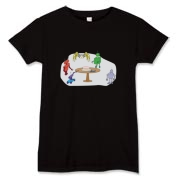 Cake & Robots: Party! Women's T-Shirt
