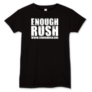 Enough Rush Women's T-Shirt