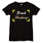 Drink Prophecy - Women's T-Shirt