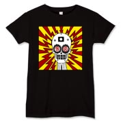 Robot Head T-shirt
