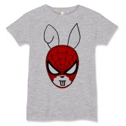 Spider-Hare design created by Austin Lee.