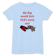 Vick's Ass Women's T-Shirt