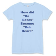 Duh Bears  Women's T-Shirt