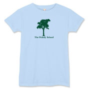 Summer Sky Blue Women's T-Shirt