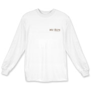 MY RUN - Design - 2  Long Sleeve T-Shirt