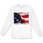 OLD GLORY -  Long Sleeve T-Shirt