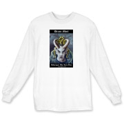 Dracu Mort-long sleeve Long Sleeve T-Shirt