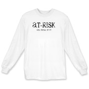 AT-RISK Long Sleeve T-Shirt