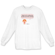 Selling Up Long Sleeve T-Shirt